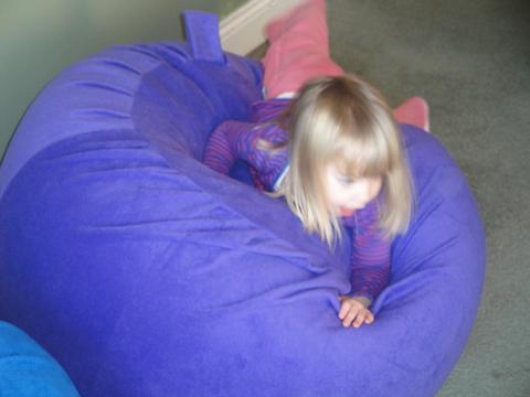 sensory beanbags