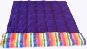 WeightedBlanket - Rainbow